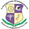 Dr. M.G.R. Educational and Research Institute